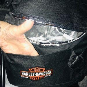 Sold locally Harley Davidson Folding cooler seat